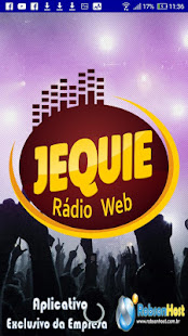Jequie Radio web - náhled