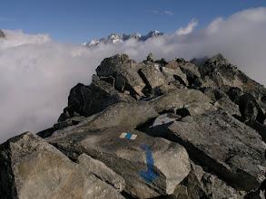 Photo: Trail marker