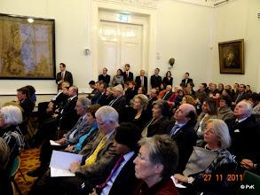 Photo: De muzieksalon in het Raadhuis van Wassenaar was helemaal gevuld!