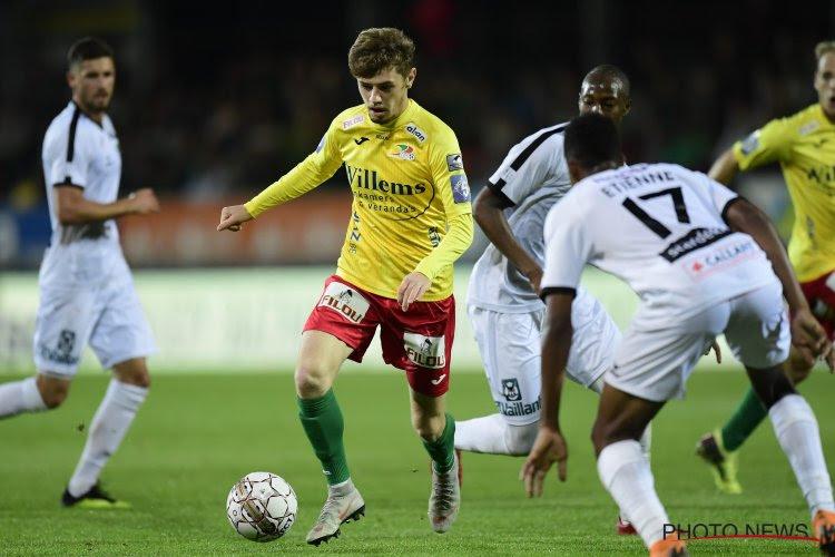 Indy Boonen, garantie créativité du KV Ostende?