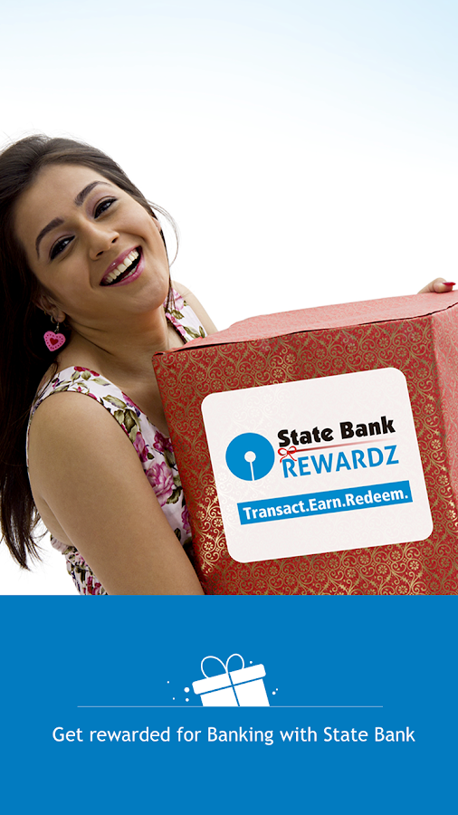 State Bank Rewardz- screenshot