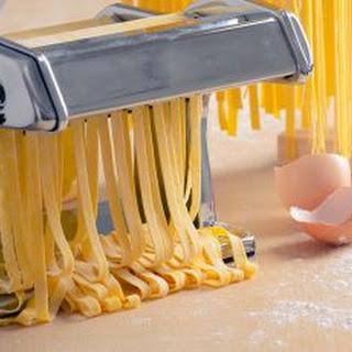 Easy Pasta Dough.