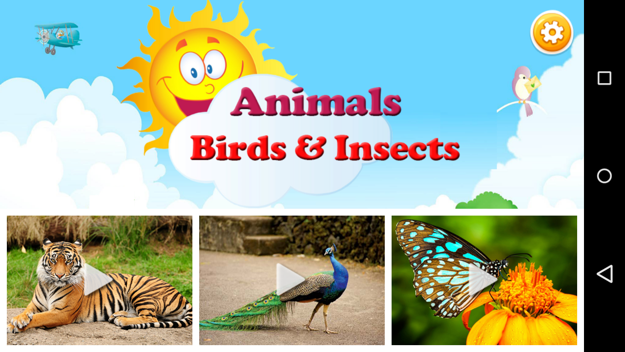 animals learning android apps on google play