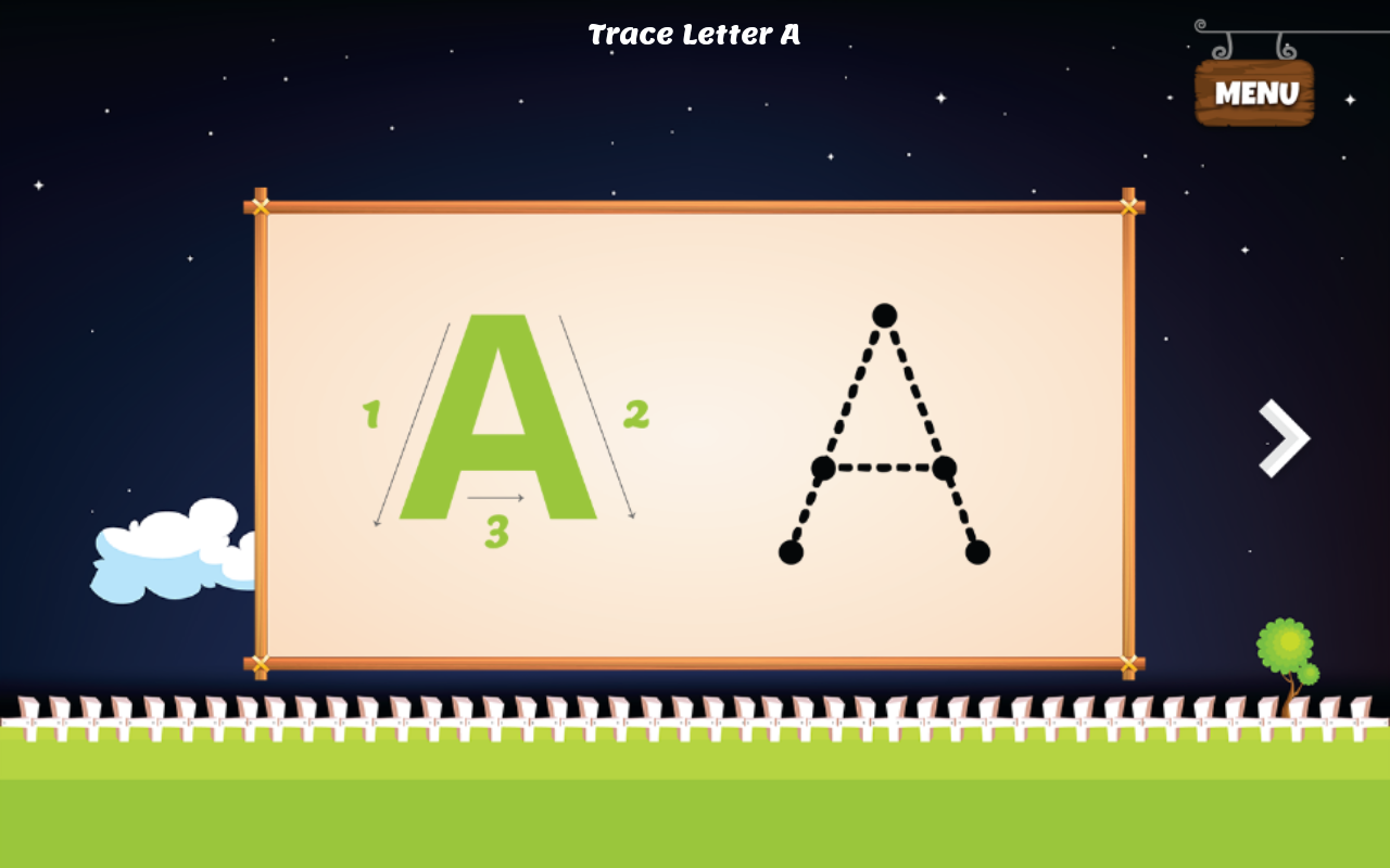 Alphabets Fun for Toddlers- screenshot