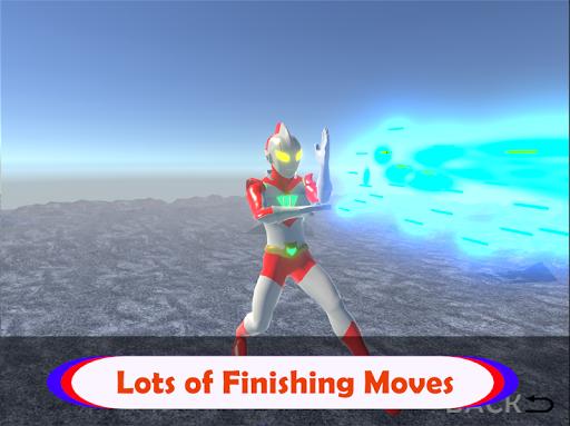 Ultra Hero Fusion : Superhero Ultra Man Battle 1.0.1 screenshots 10