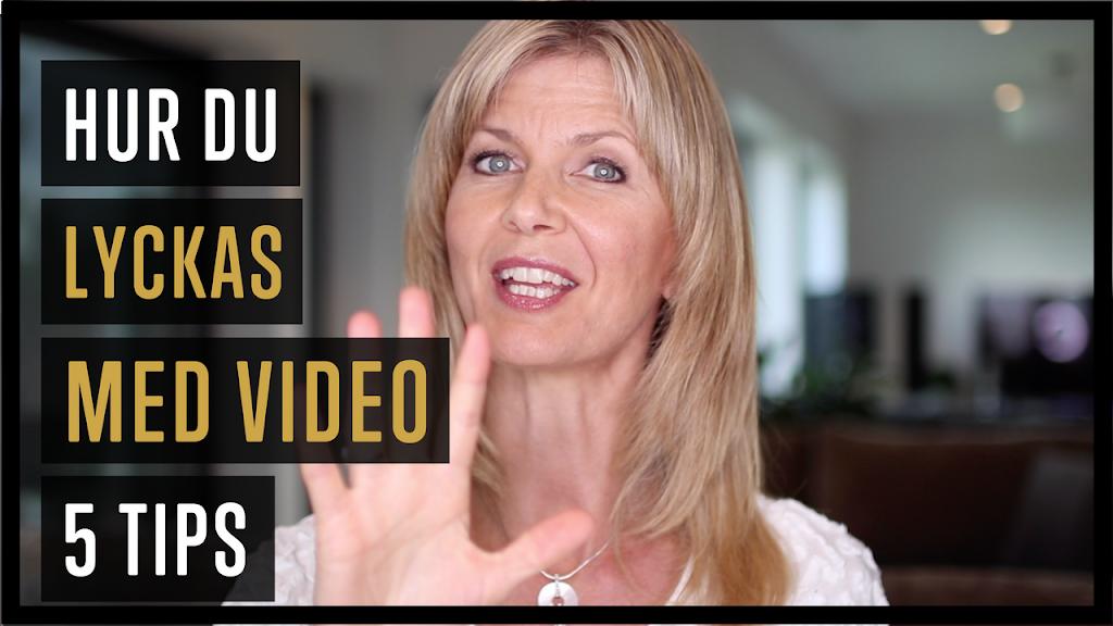 Hur du lyckas med video
