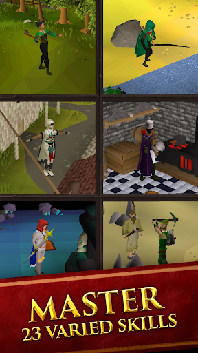 Old School RuneScape  captures d'écran 2
