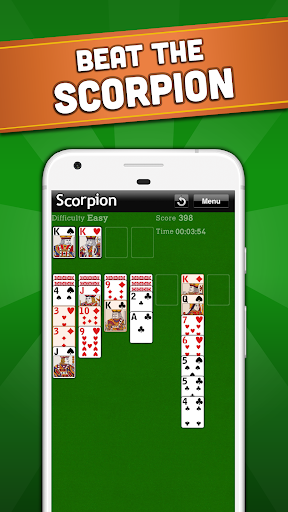 The Scorpion Solitaire