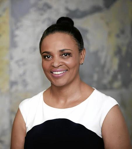 Transnet CEO Portia Derby.