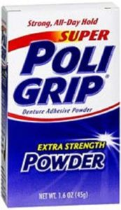 Super Poligrip Powder Extra Strength