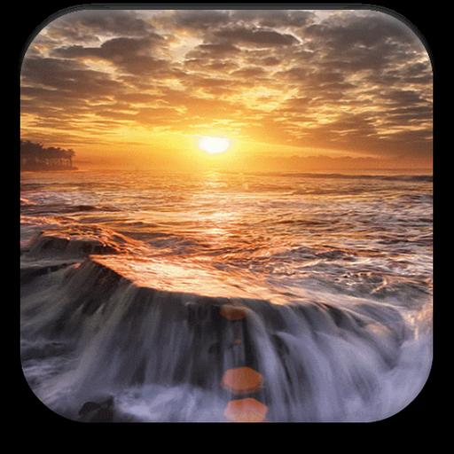 自然アニメーション壁紙 個人化 App LOGO-硬是要APP