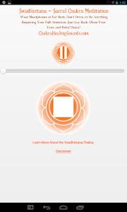 2nd Chakra Healing Meditation screenshot 2