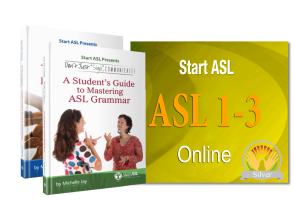 The start asl online course start asl online course silver level fandeluxe Images