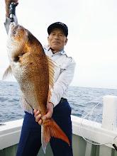 Photo: 真鯛5kgゲット! 恐るべし。