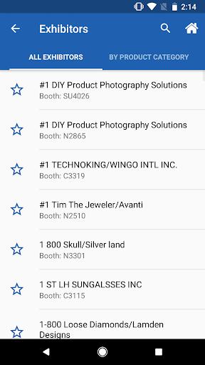 ASD Market Week Events 16.0.1 screenshots 5