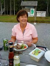 Photo: Velfortjent grillmat på Eldbjørg