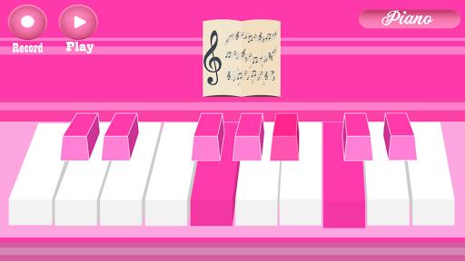 Pink Piano 1.1 screenshots 8