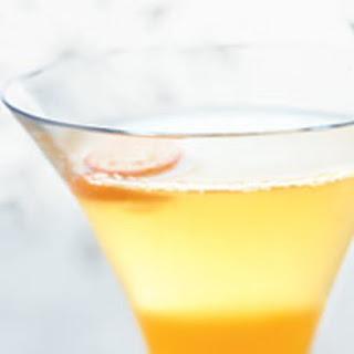 Kumquat Champagne Cocktail