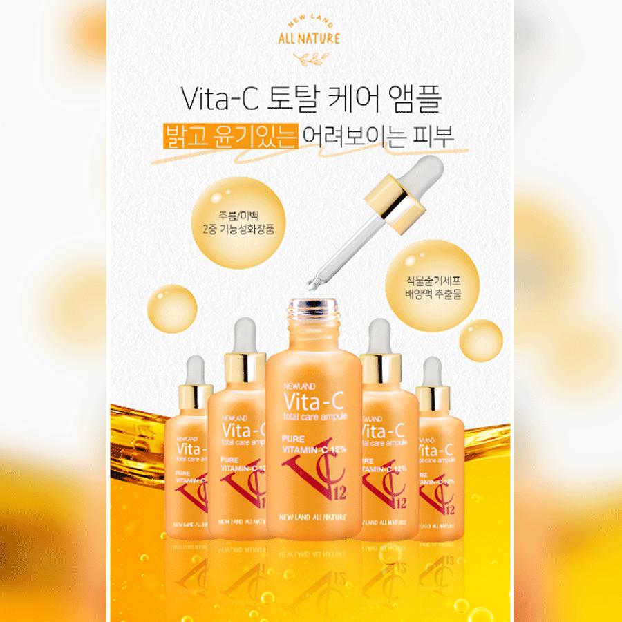Vita C là lựa chọn chăm sóc da hoàn hảo