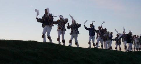 Photo: DANCING ON THE EDGE