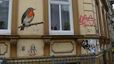Photo: Budapester Straße; FRAU JENSON et al.