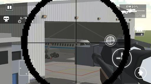 Pixel Sniper - Z cheat screenshots 2