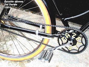 Photo: crank installed