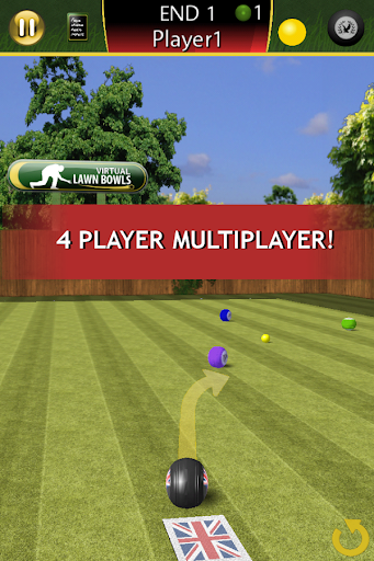 Virtual Lawn Bowls screenshots 1