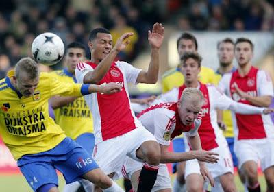 L'Ajax met la pression sur le PSV