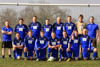 Photo: 30/03/14 v Albion All Stars (Burton & District Sunday League Division 3) 2-2 - contributed by Rob Campion