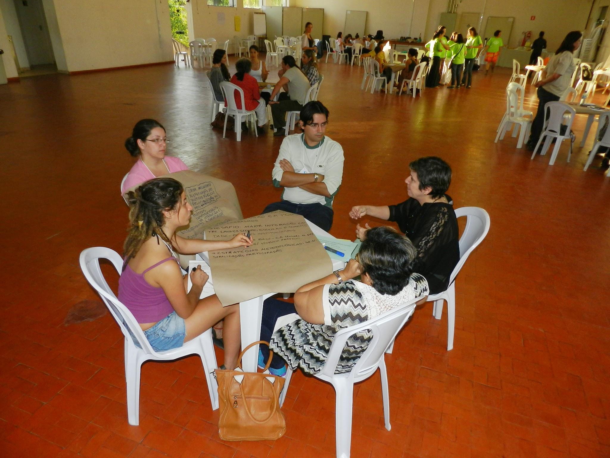 Photo: Café ComPartilha (07/05/2014)