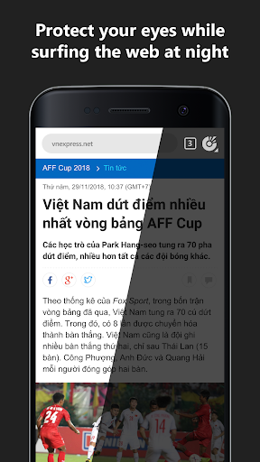 Cốc Cốc Browser screenshot 8