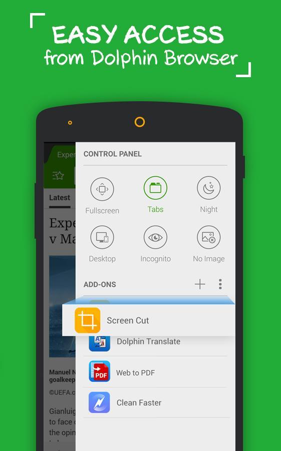 Screen Cut – Screenshot app (Android) reviews at Android