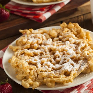 Classic Funnel Cake
