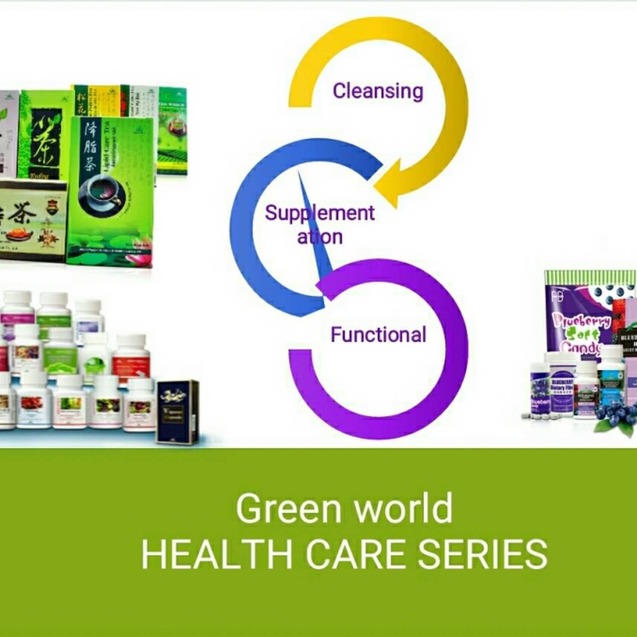 Green World Randburg Shop Health Consultant In Bordeaux