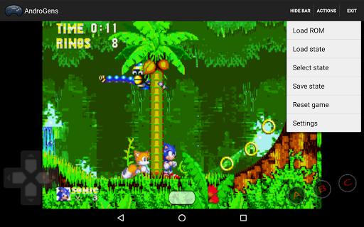AndroGens 1.12 screenshots 9