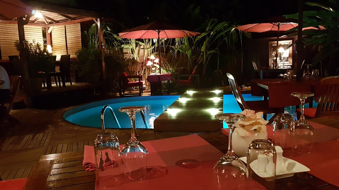 cosy pool restaurant francais a yaounde