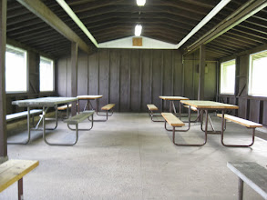 Photo: East Shelter Interior