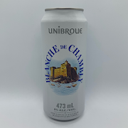 Blanche de Chambly, Unibroue Brewery