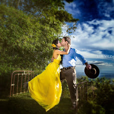 Wedding photographer Luis Valencia (luisval). Photo of 23.11.2017