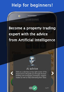 Game Quadropoly - Best AI Property Trading Board Game APK for Windows Phone
