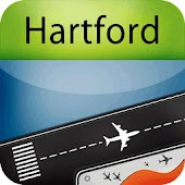 Hartford Airport + Radar (BDL) Flight Tracker