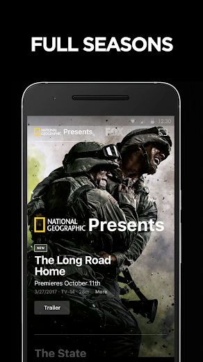 Screenshot 0 for National Geographic's Android app'