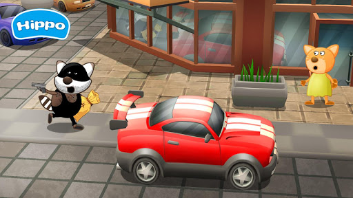 Professions for kids: Driver 3D apkmr screenshots 1