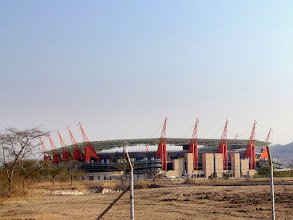 Photo: Nelspruit - football stadium