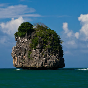 Islet by Christopher Imperial - Landscapes Travel