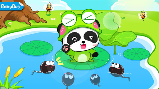 Baby Tadpole Story apkdomains screenshots 1