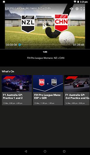 Spark Sport screenshot 15