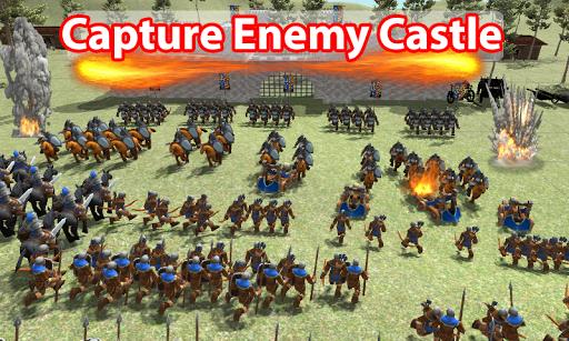 Medieval Wars: Hundred Years War 3D 1.3 screenshots 5