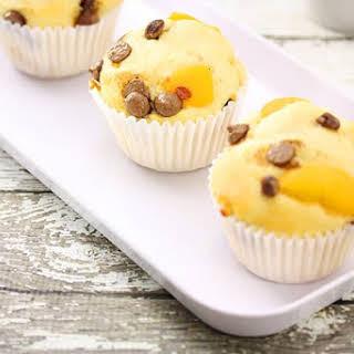 Chocolate & Apricot Muffins.